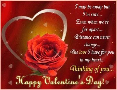 Happy Valentine's Day messages for boyfriend