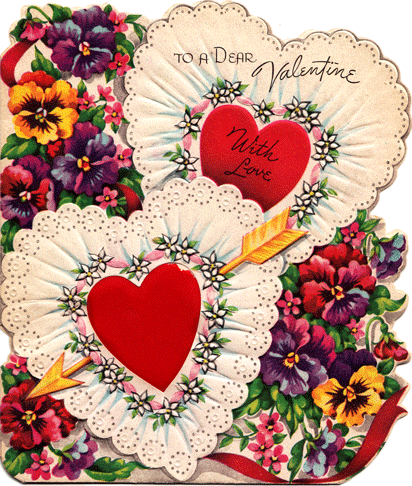 Valentine's Day 2017 Greeting Cards and Saying