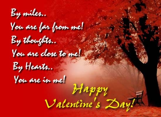 Valentine's Day HD Cards, e-card and Messages
