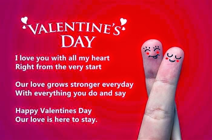 Valentine's Day SMS, Messages and Greeting Cards