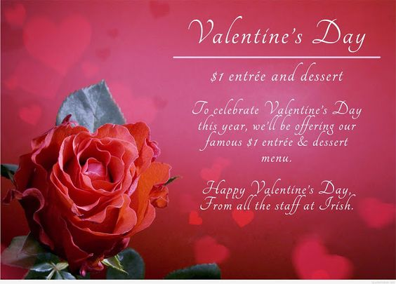 Valentine's Day SMS, Messages and HD Greeting Cards