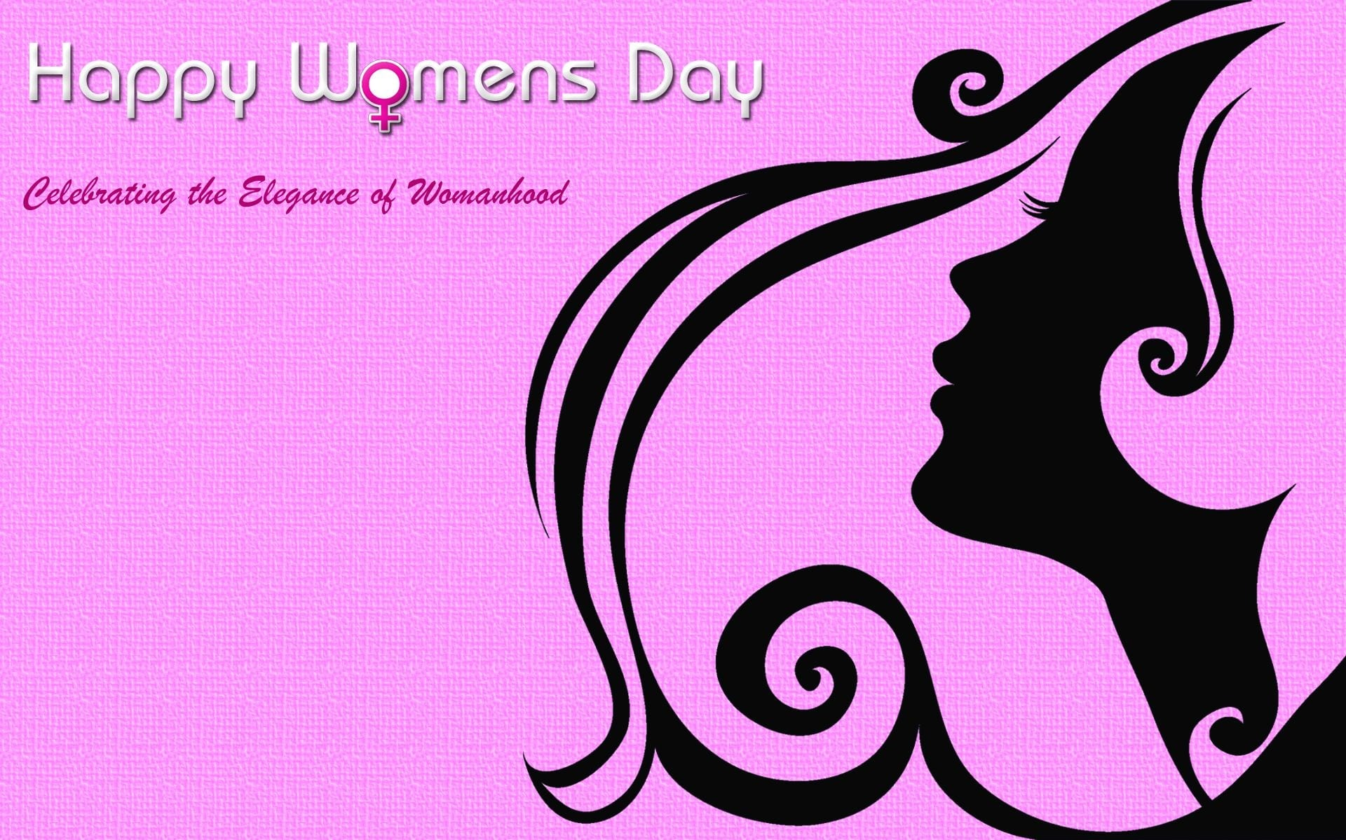 Happy International Women's Day Desktop Background and Images