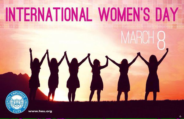 Happy Women's Day 2017 Wishes, Quotes with Poster