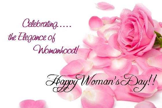 Happy Women's Day Greeting cards, wishes