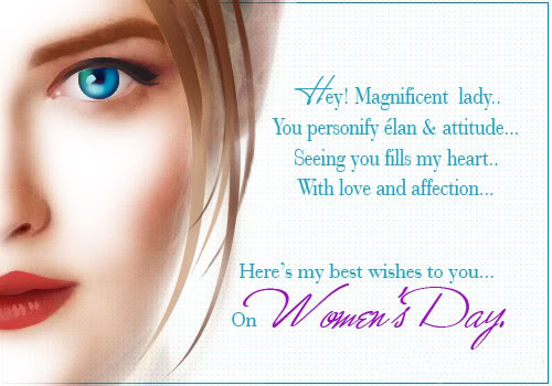Happy Women's Day 2017 SMS and Messages