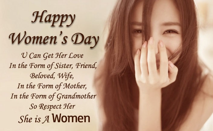 Happy Women's Day 2017 Wishes and Quotes