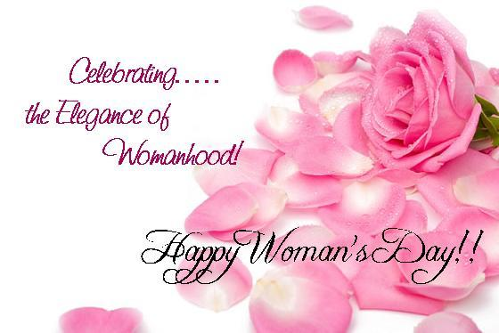Happy Women's Day Lines and Wishes for Her