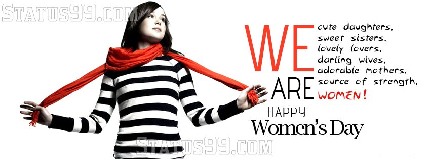 Happy Women's Day Whatsapp profile Pictures