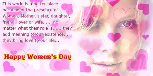 Images For Women's Day