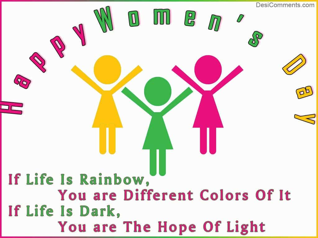 International Women's Day Images and Cliparts
