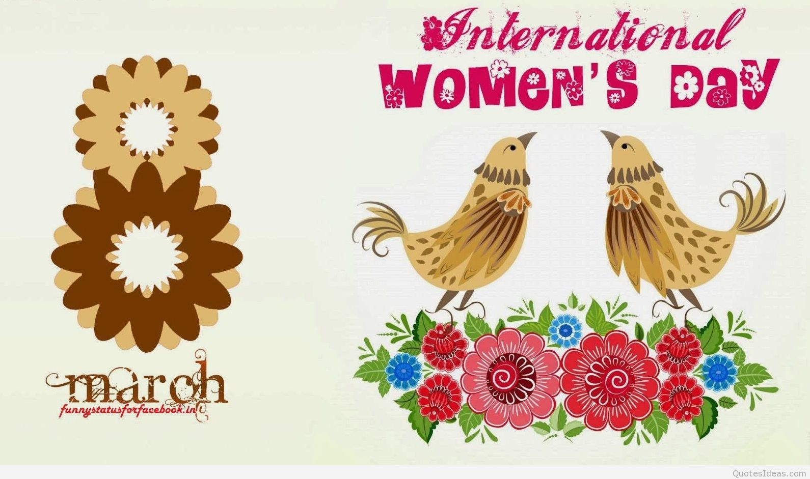 International Women's Day Wishes and Quotes For Female