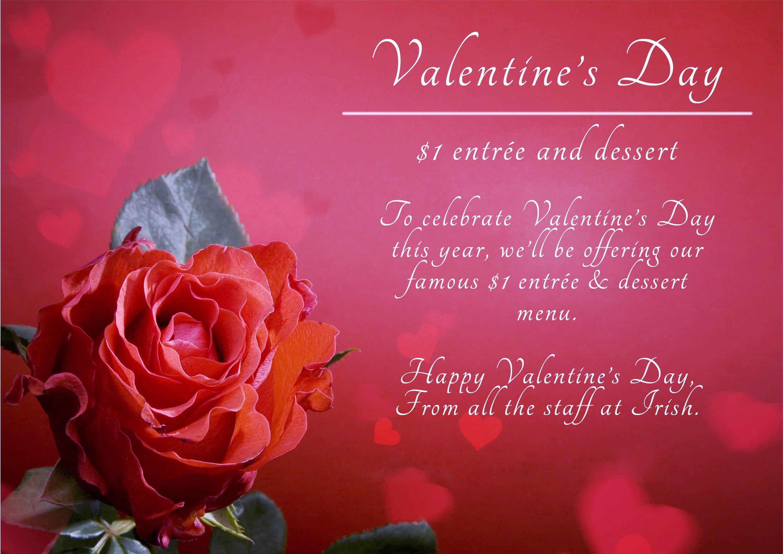 Schön Valentineu0027s Day Wishes HD Image