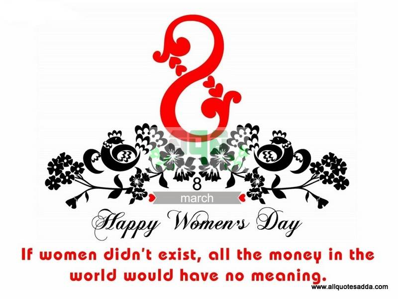 Wishes for Happy Women's Day 2017