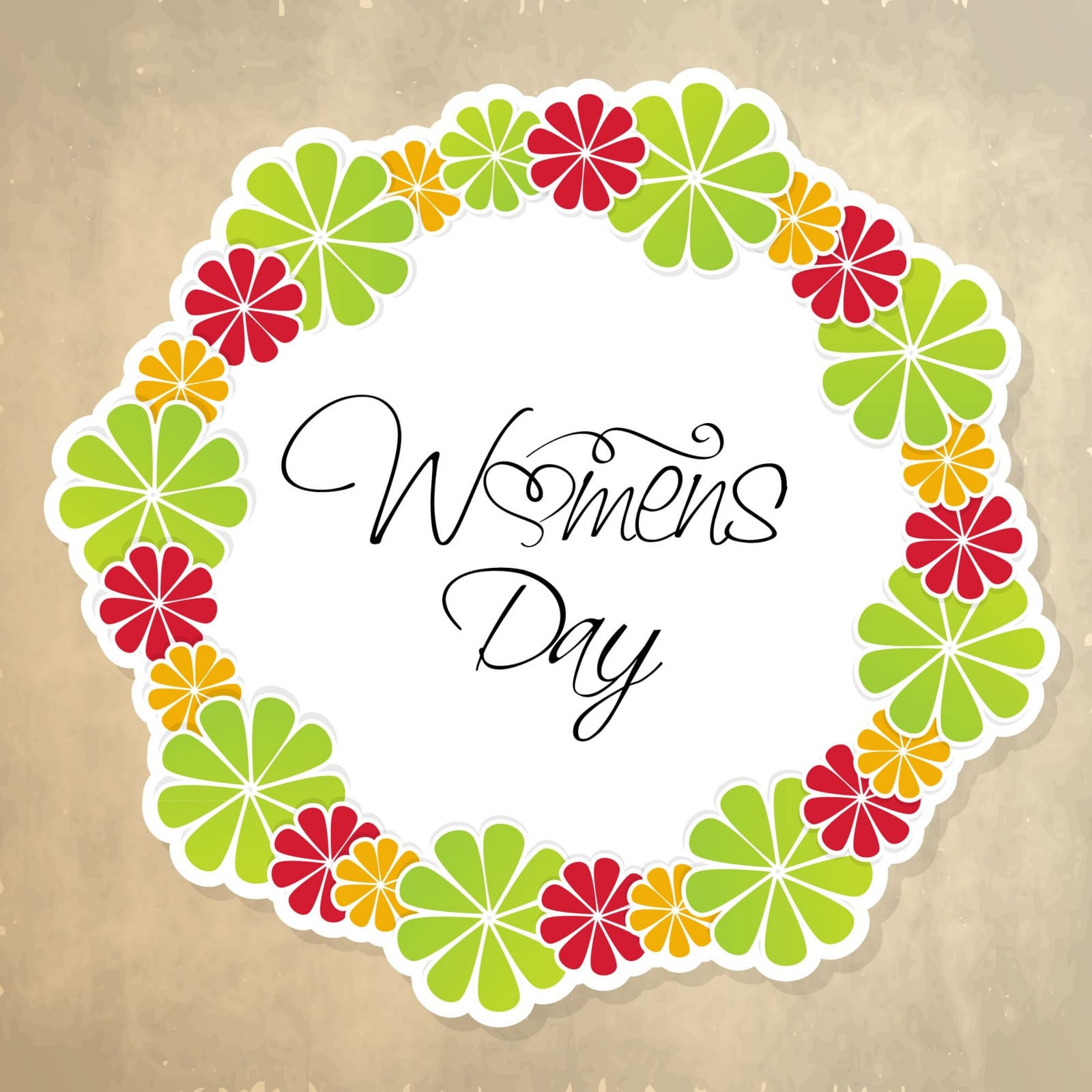 Women's Day 2017 Greeting Cards