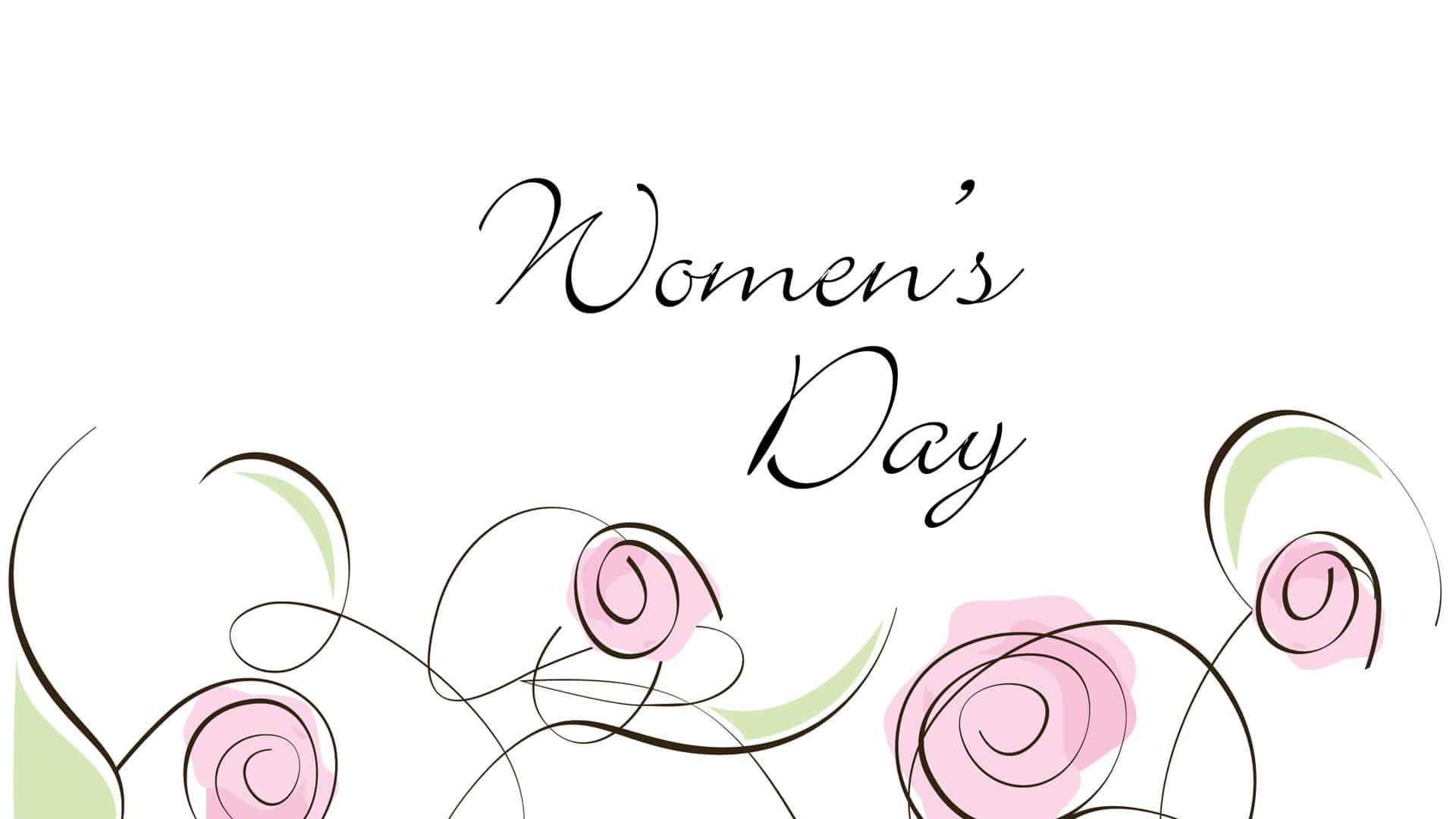 Women's Day 2017 HD wallpaper