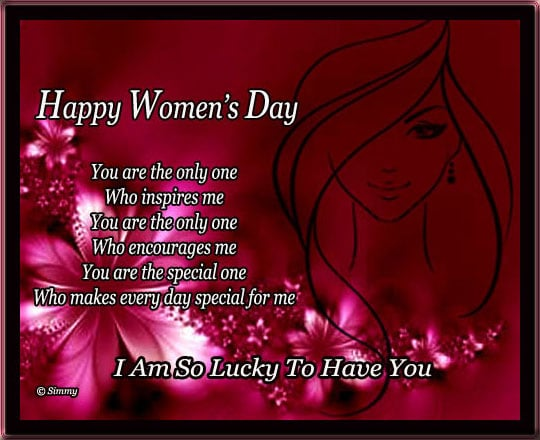 Women's Day HD Greeting cards, wishes