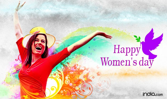 Women's Day SMS, Messages For Women