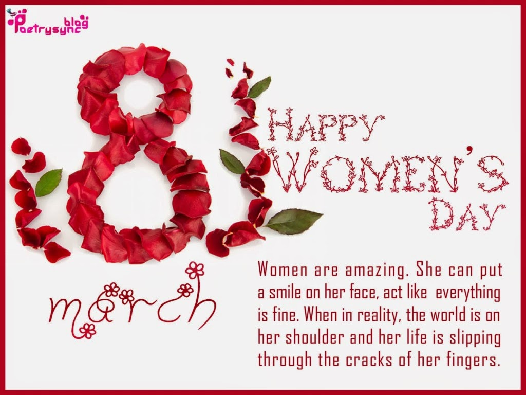 Women's Day wallpaper and Pics