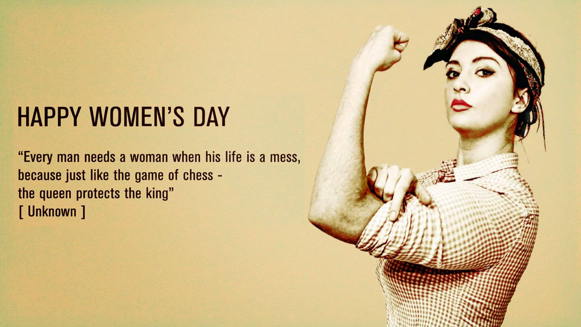 Women's Day Pics, Images and Wallapers