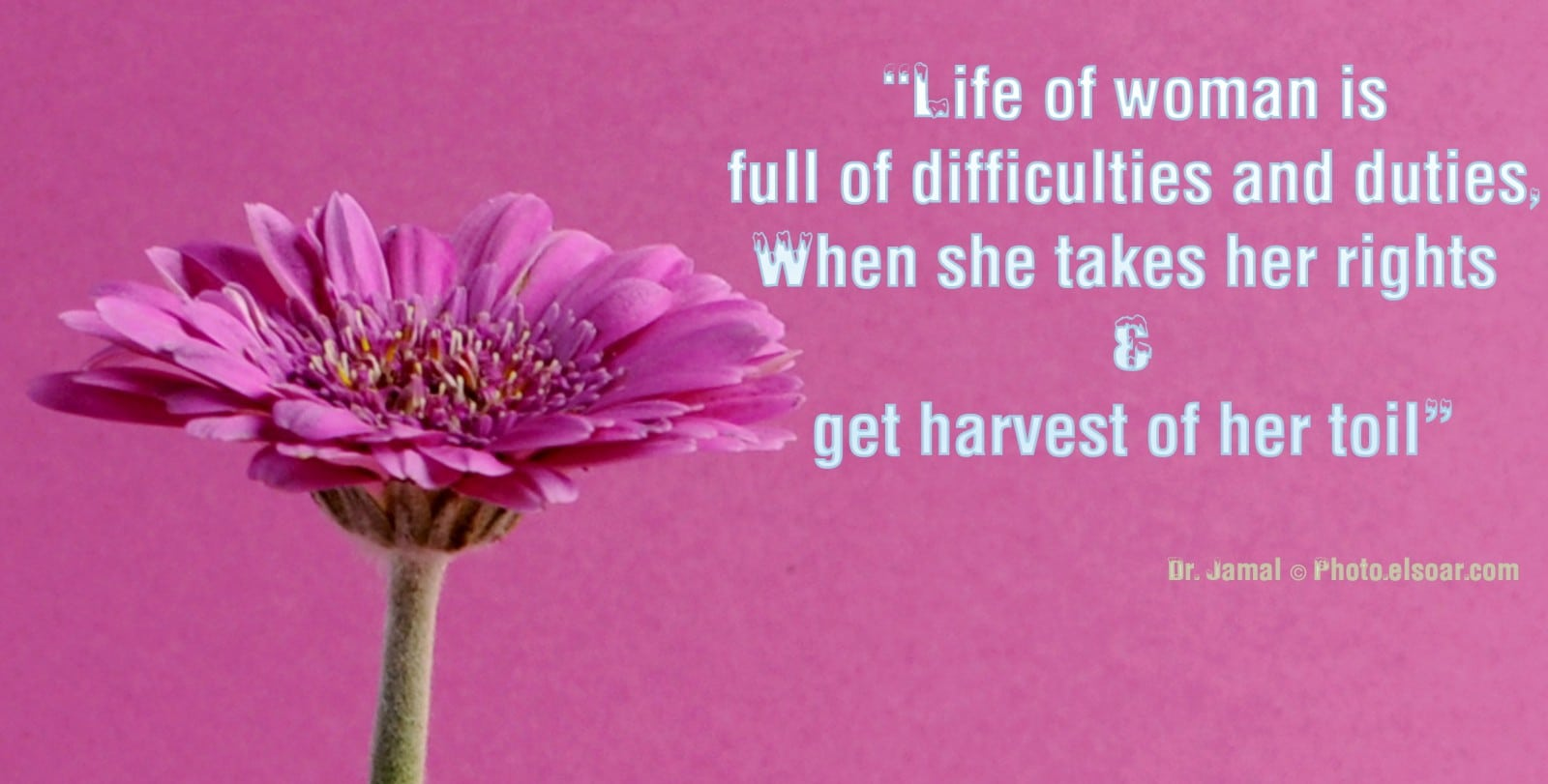 Women's Day Saying and Quotes for her