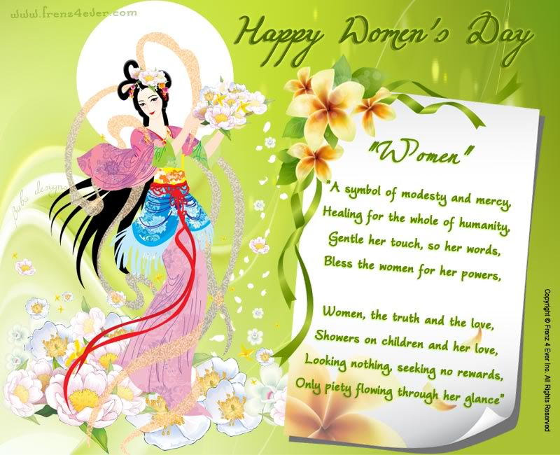 Women's Day Wallpaper Images and Photos