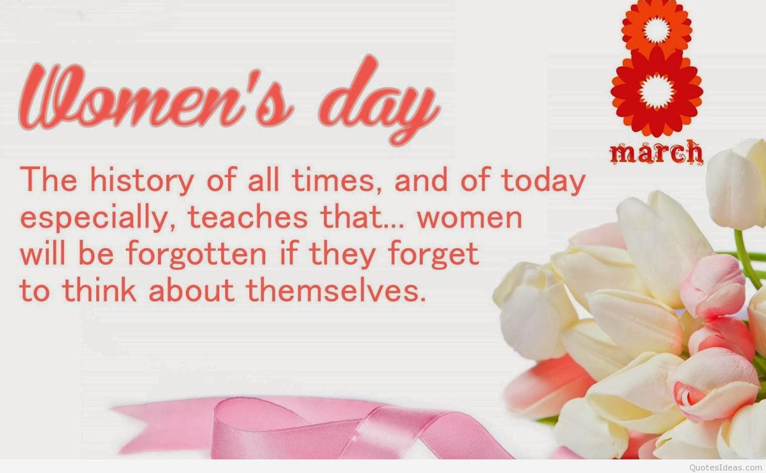 Women's Day Wishes Greetings Cards