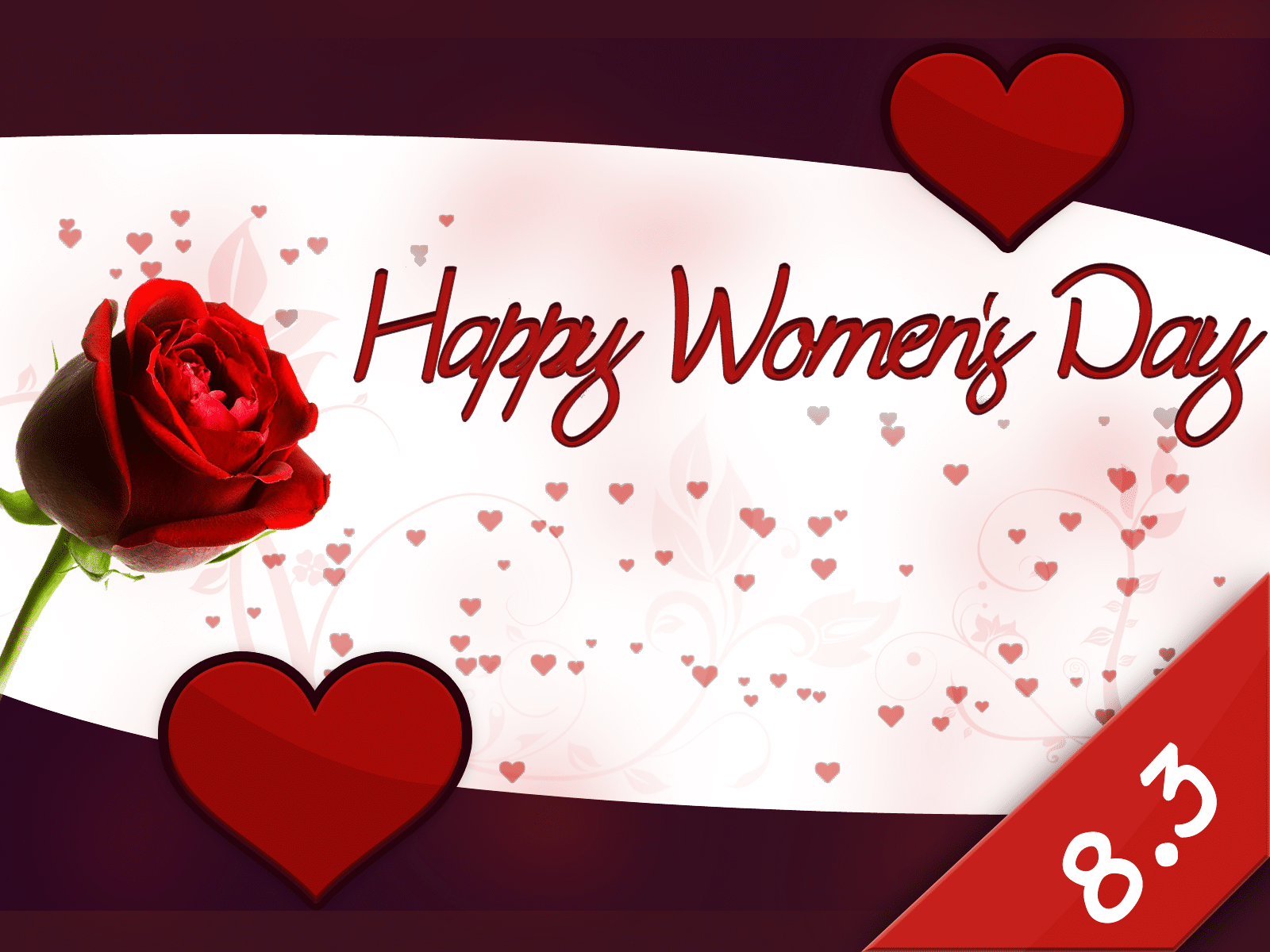 Womes's Day Wallpapers for mobile and desktop