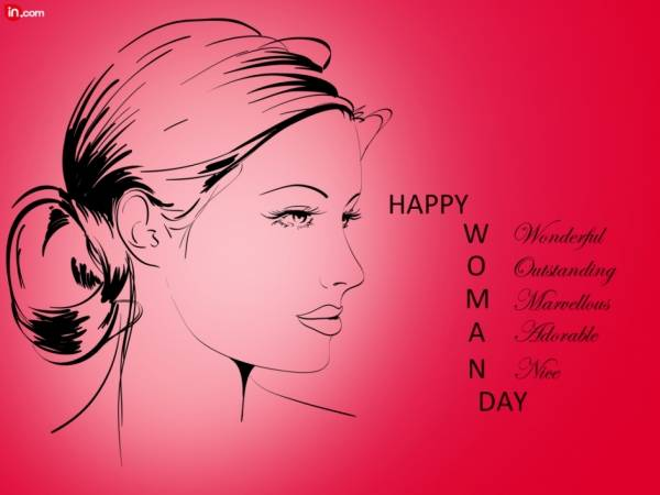 Womes's Day Wallpapers