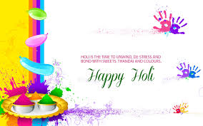 Happy Holi 2017 Wishes in India