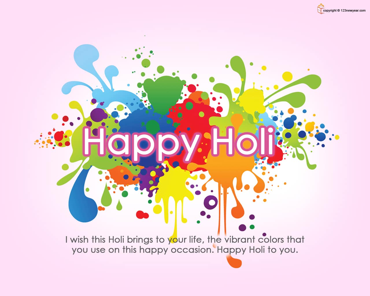 Happy Holi Images Photos and Wallpapers HD