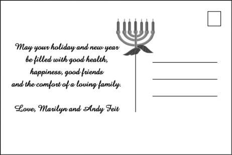 Happy Jewish Holidays Wishes