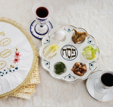 Happy Passover Blessings, Rituals