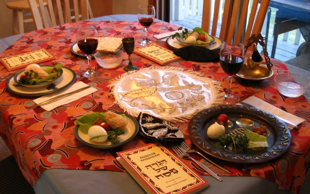 Happy Passover History, and Meaning