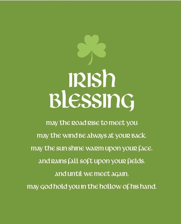Happy St Patrick's Day Quotes Proverbs