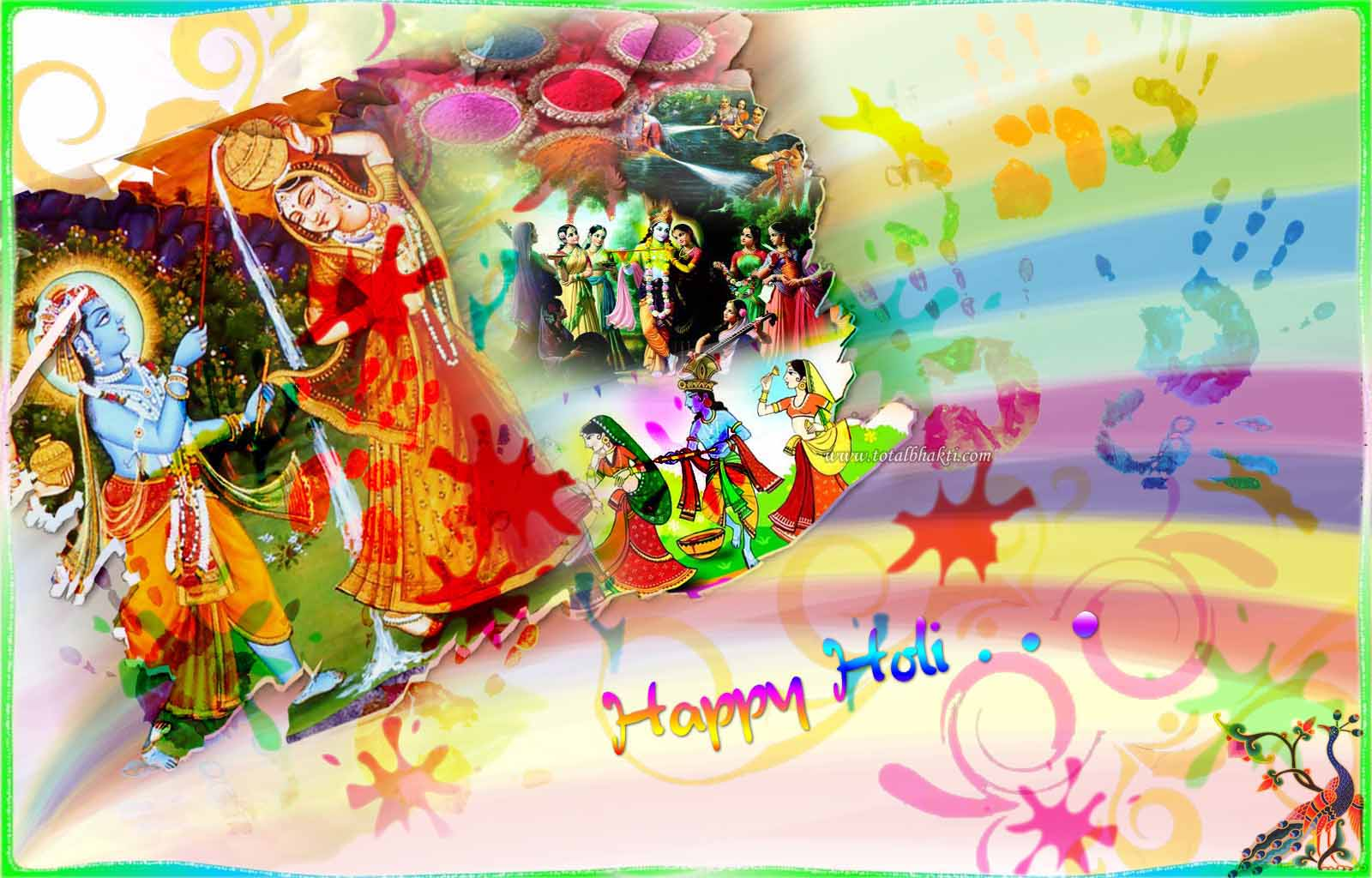 Images in HD for Happy Holi