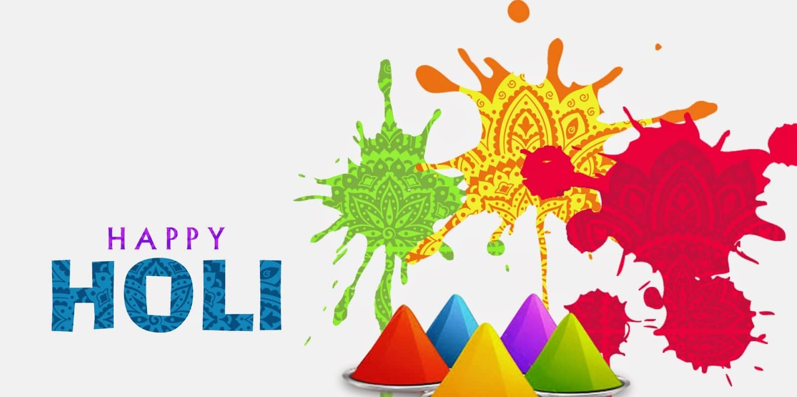 Images of Happy Holi Wishes