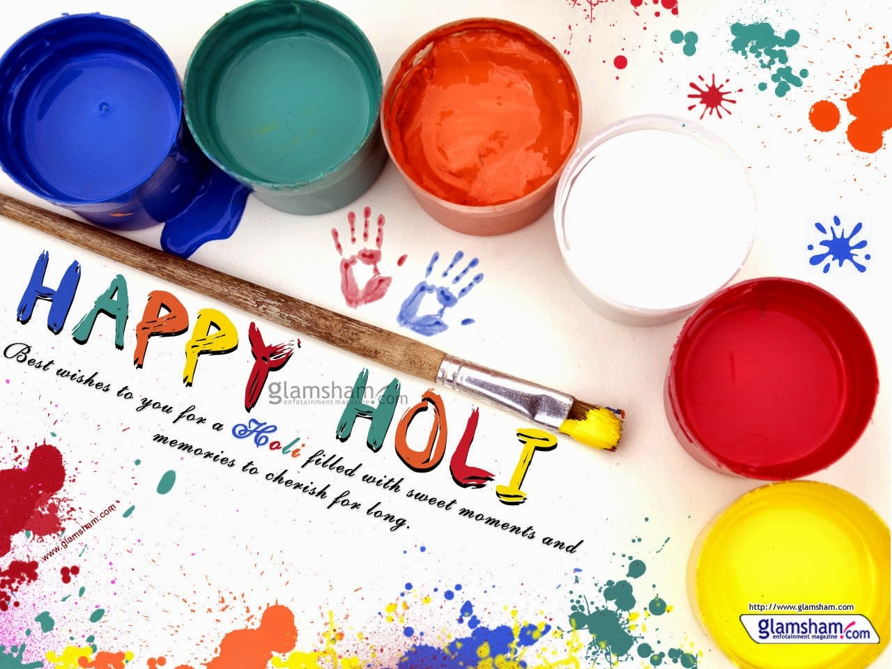 Images of Holi Wishes