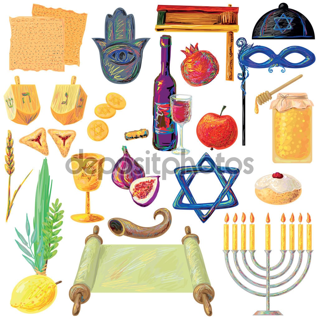 Images of Jewish Holidays 2017