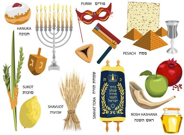 Jewish Holidays 2017 Images