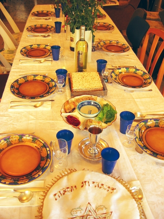 Passover Blessings, Rituals