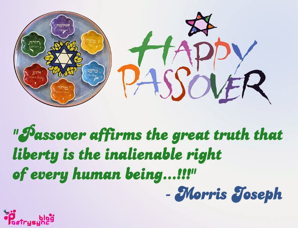 Passover Quotes and Messages