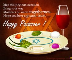 Passover SMS, Wishes