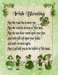 Saying on Happy St. Patrick's Day