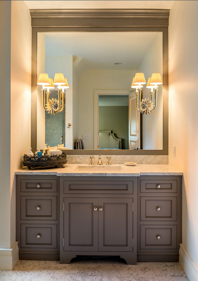 Bathroom vanities picture