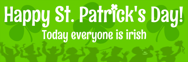 images of Happy Patrick's Day