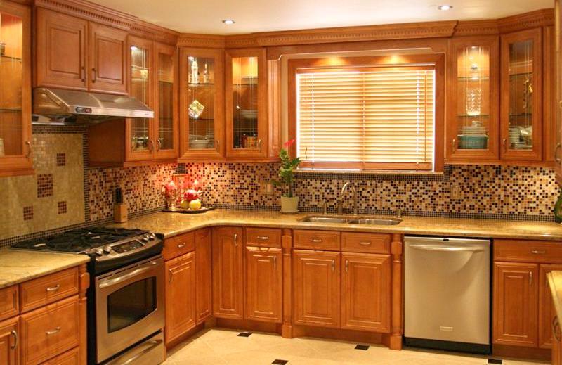 kitchen cabinet design and idea