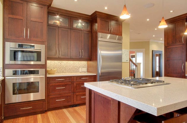 kitchen cabinet design and idea