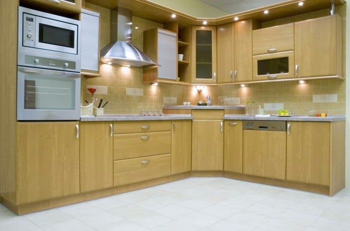 kitchen cupboard picture