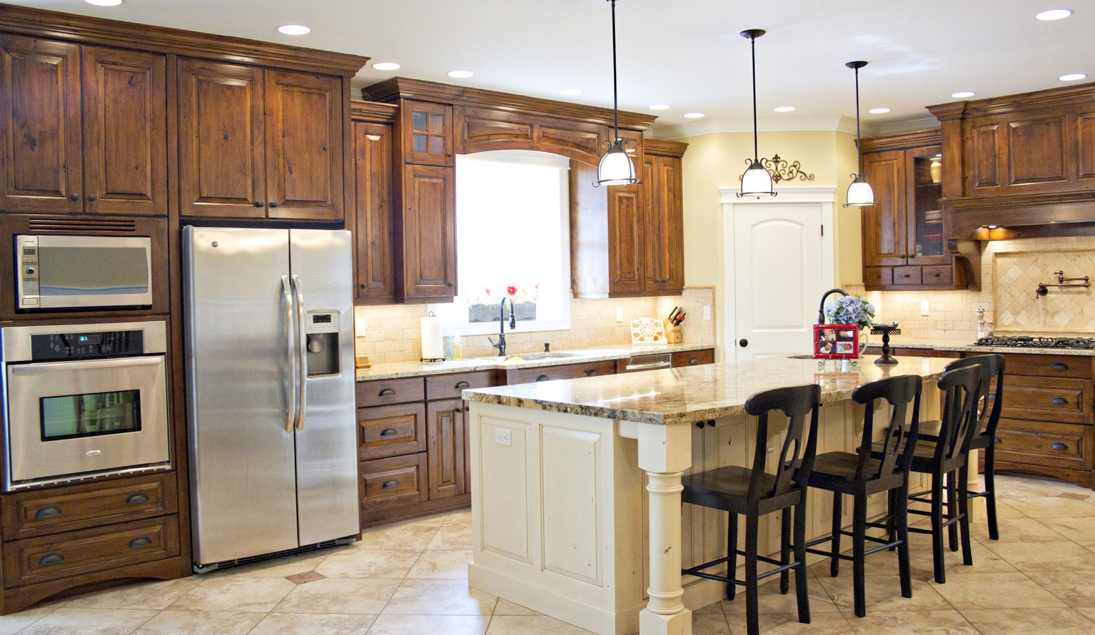 kitchen design images, pictures and idea