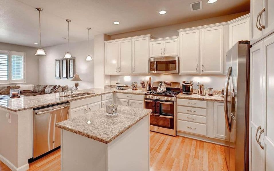 kitchen design images, pictures and idea layout